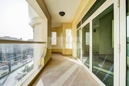 فلیٹ 2 غرفة نوم للايجار في نخلة جميرا، دبي - 2 Bedroom Plus Maids with  Balcony in Al Sultana |