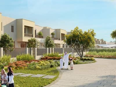 3 Bedroom Townhouse for Sale in Town Square, Dubai - Brand New | Excellent Community | Ready to Move In