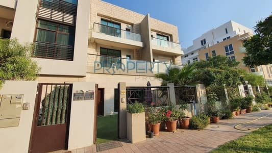 4 Bedroom Townhouse for Sale in Jumeirah Village Circle (JVC), Dubai - Rooftop Terrace|Immaculate|Best Layout