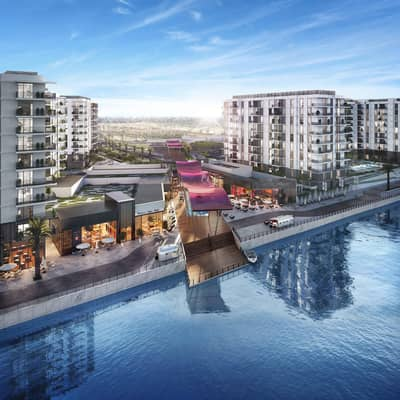 YAS ISLAND WATER'S EDGE with 10-90 payment plan