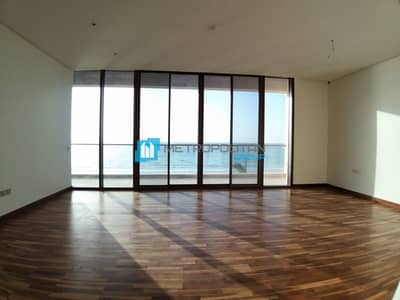 5 Bedroom Villa for Rent in Saadiyat Island, Abu Dhabi - Up Coming Unit / Amazing 5BR Villa w/ Full Sea View