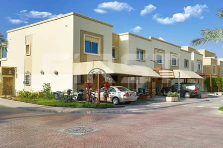 فیلا 4 غرف نوم للايجار في الريف، أبوظبي - Double Row Corner Villa.  Up to 2 Payments