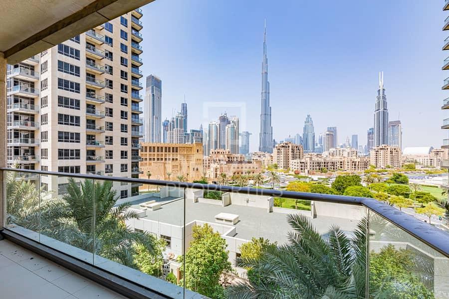 Amazing Burj Khalifa Views