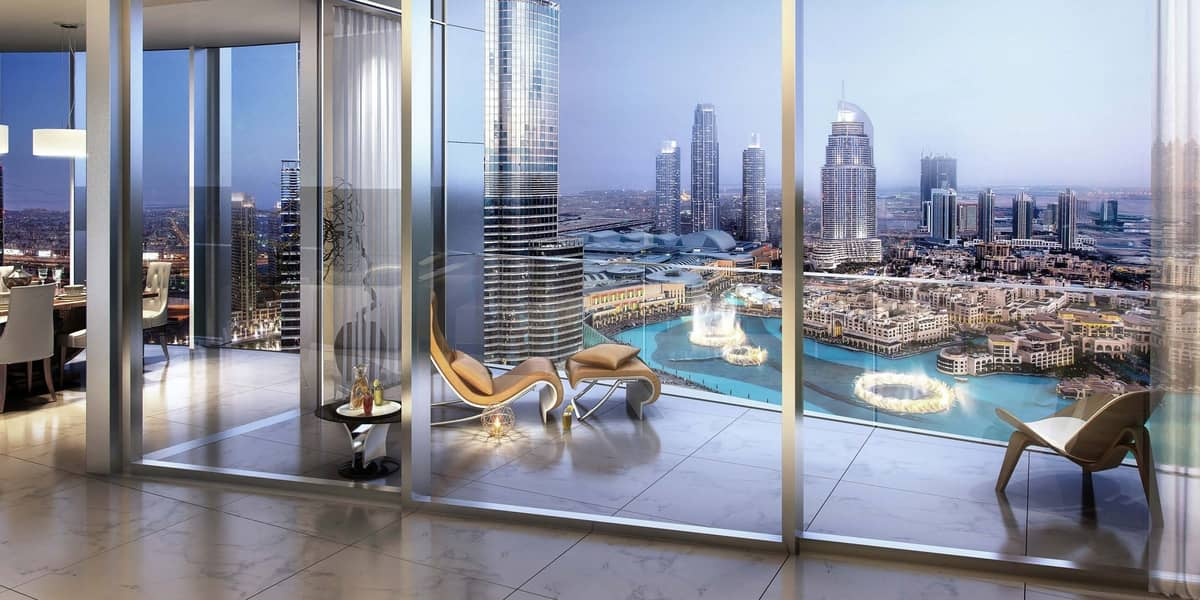 Luxurious Half Floor Penthouse | Pay 25% & Move-In