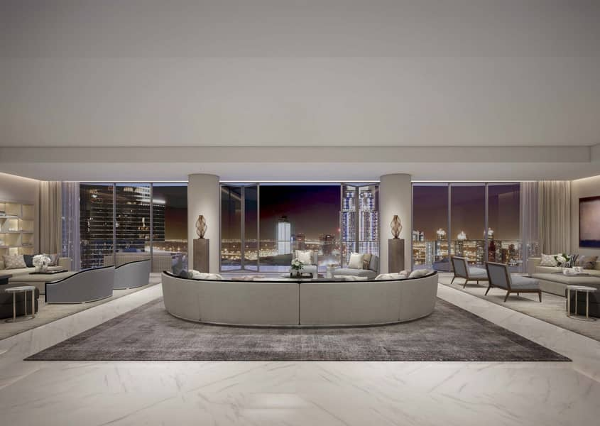 2 Luxurious Half Floor Penthouse | Pay 25% & Move-In