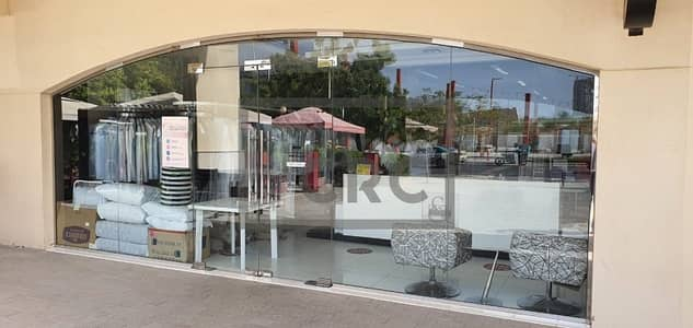 Shop for Rent in Motor City, Dubai - Prime Main Street | High Utility Capacity
