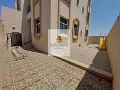 Corner Villa with-in compound private entrance|Balcony