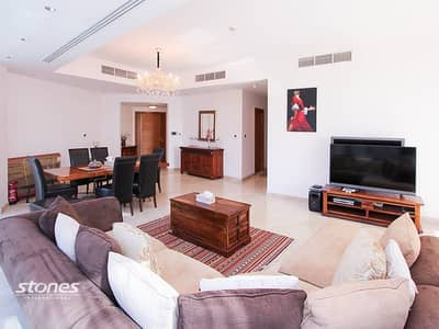 3 Bedroom Flat for Rent in Dubai Marina, Dubai - EXCLUSIVE|Grand Living|Beautifully Furnished