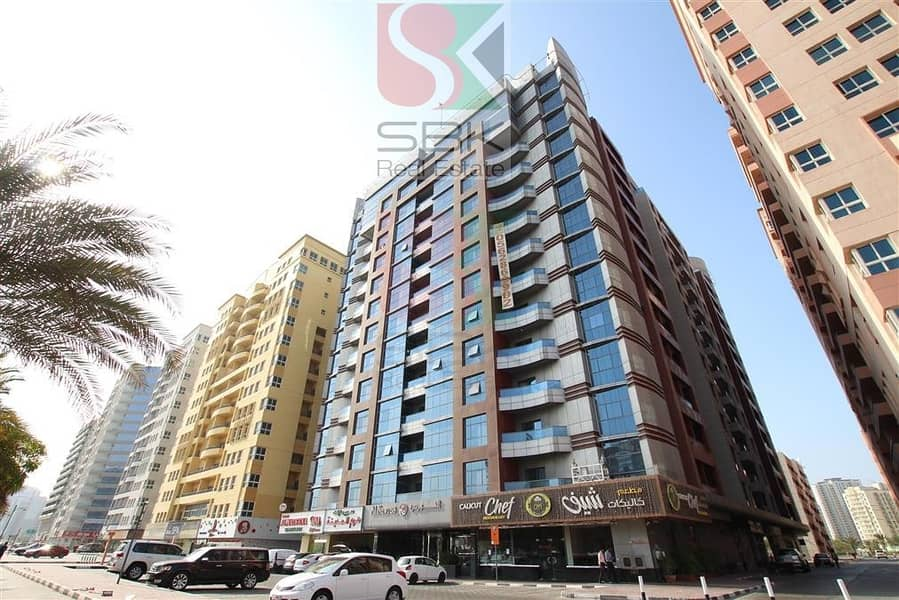 No Commission! Furnished Chiller Free 1BHK Al Nahda 1