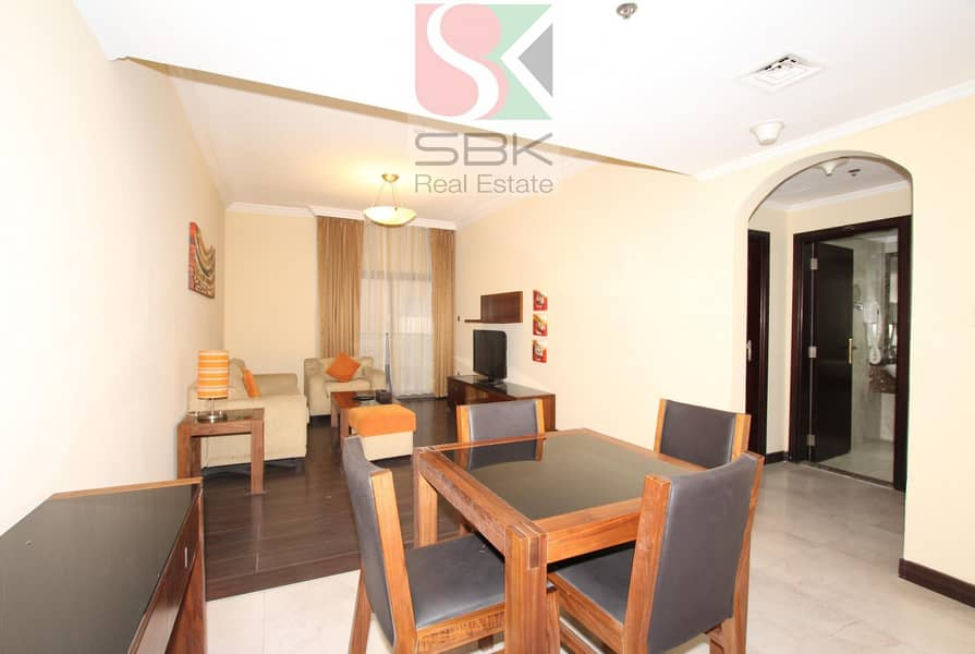 No Commission! Furnished Chiller Free 2BHK Al Nahda 1