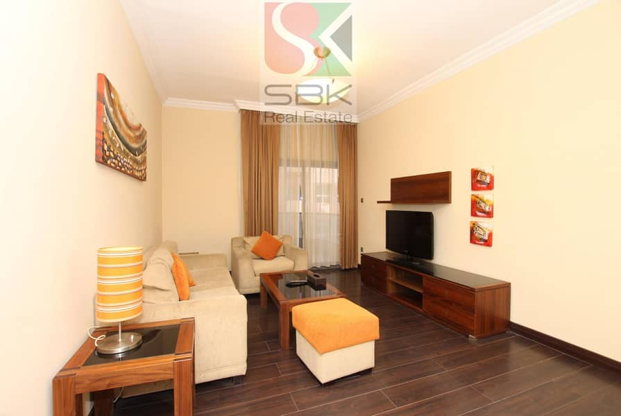 2 No Commission! Furnished Chiller Free 2BHK Al Nahda 1