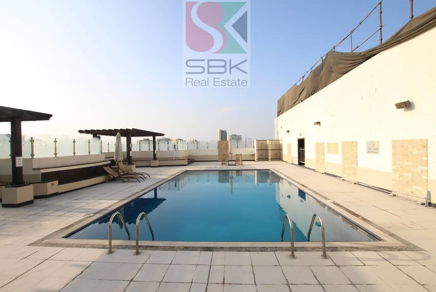 9 No Commission! Furnished Chiller Free 2BHK Al Nahda 1