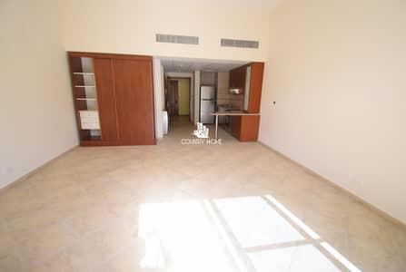 Studio for Rent in Motor City, Dubai - STUDIO WITH TERRACE| Kitchen Appliances | FREE MAINTENANCE
