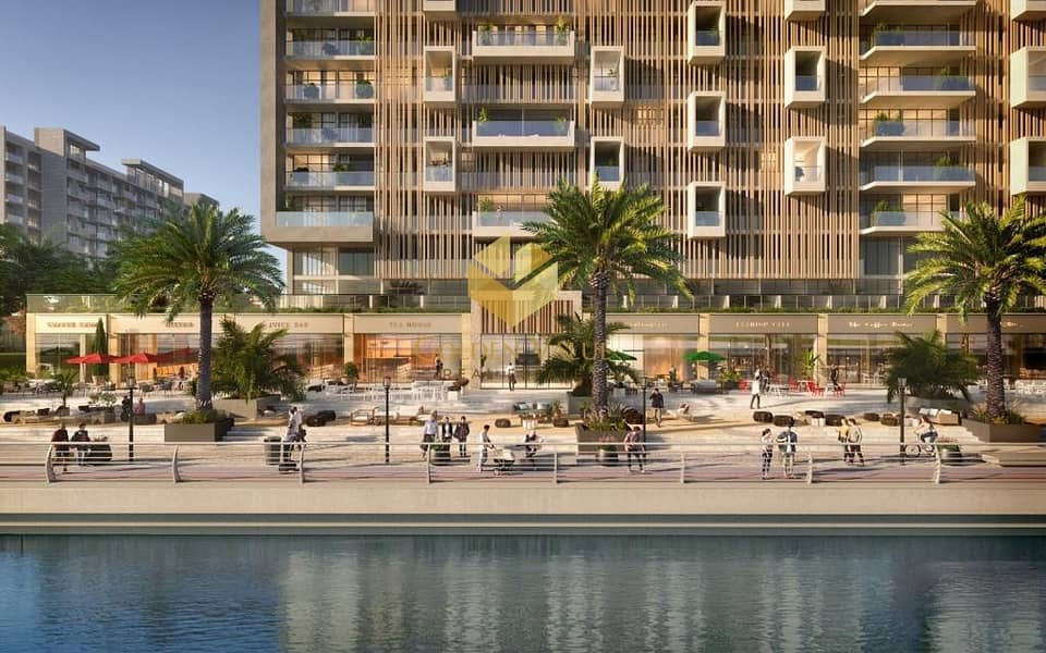 2  MEYDAN ONE Retails|Canal View|Adjacent to Worlds Biggest Mall