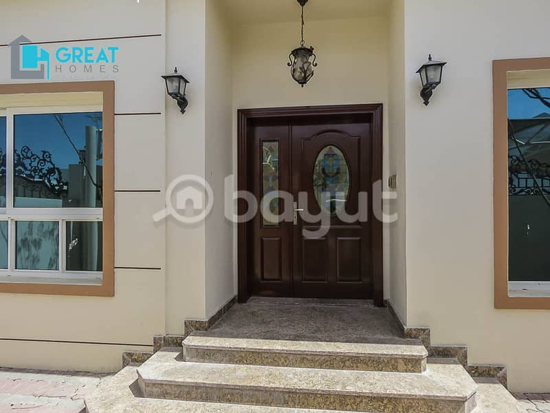 14 New 3 Master bedrooms Villa for rent ideal Location