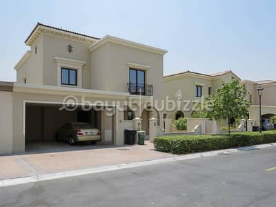 4 Bedroom Villa for Rent in Arabian Ranches 2, Dubai - WELL MAINTAINED/NEAR POOL/READY TO MOVE