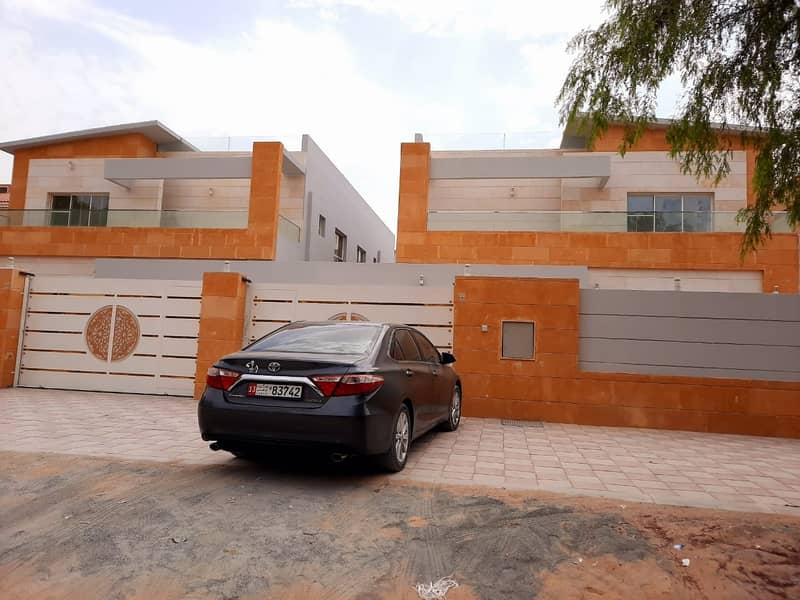 BRAND NEW MODERN VILLA AVAILABLE FOR RENT IN AJMAN