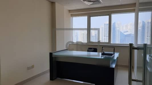 Office for Sale in Jumeirah Lake Towers (JLT), Dubai - High Floor l Fitted l Open to Offers l Lake View