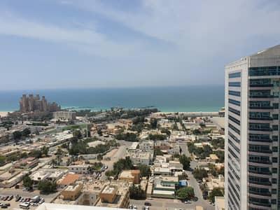 2 Bedroom Apartment for Sale in Al Sawan, Ajman - Two bedrooms and a hall for sale in ajman one Towers