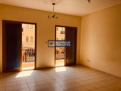 2 Bedroom Apartment for Sale in International City, Dubai - VACANT 2 BEDS WITH LARGE BALCONY FOR SALE IN SPAIN CLUSTER