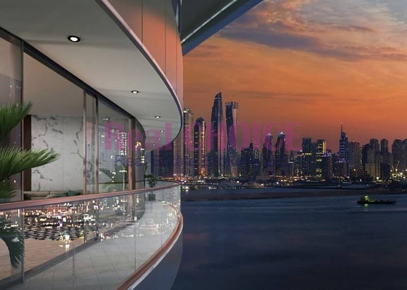 2 Direct link to Nakheel Mall |Breathtaking sea view