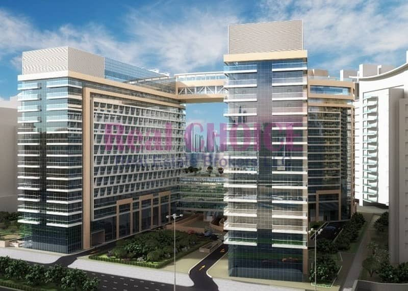 10 Direct link to Nakheel Mall |Breathtaking sea view