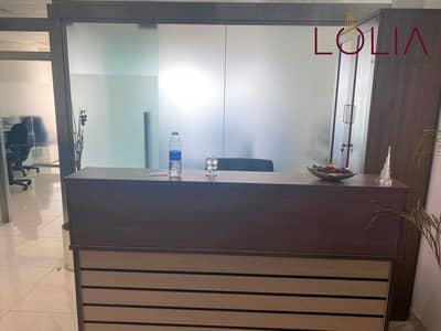 مکتب  للبيع في الخليج التجاري، دبي - Canal View   Fitted office   Prime Location