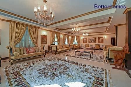 فیلا 7 غرف نوم للبيع في البرشاء، دبي - Luxury l Villa   Exotic Garden    Furnished   Pool