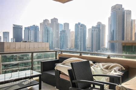 شقة 3 غرف نوم للبيع في دبي مارينا، دبي - | Prime Unit | Full Marina | Cash Seller