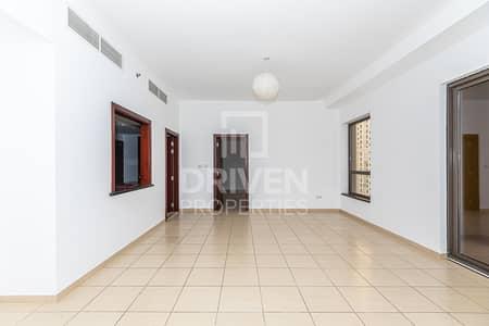 شقة 1 غرفة نوم للايجار في جميرا بيتش ريزيدنس، دبي - Bright and Spacious 1 Bed Apt