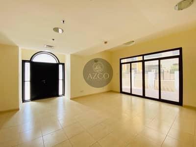 تاون هاوس 4 غرف نوم للايجار في قرية جميرا الدائرية، دبي - CORNER LAYOUT | PRIVATE GARDEN | BASEMENT STORAGE