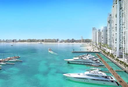 1 Bedroom Flat for Sale in Dubai Harbour, Dubai - Private Beach Front Living |Stunning Full Sea View