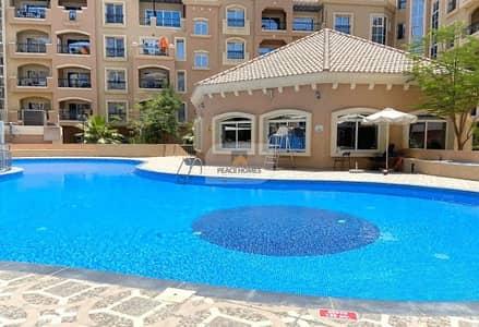 فلیٹ 1 غرفة نوم للايجار في قرية جميرا الدائرية، دبي - شقة في دايموند فيوز 2 دايموند فيوز قرية جميرا الدائرية 1 غرف 45000 درهم - 4768883