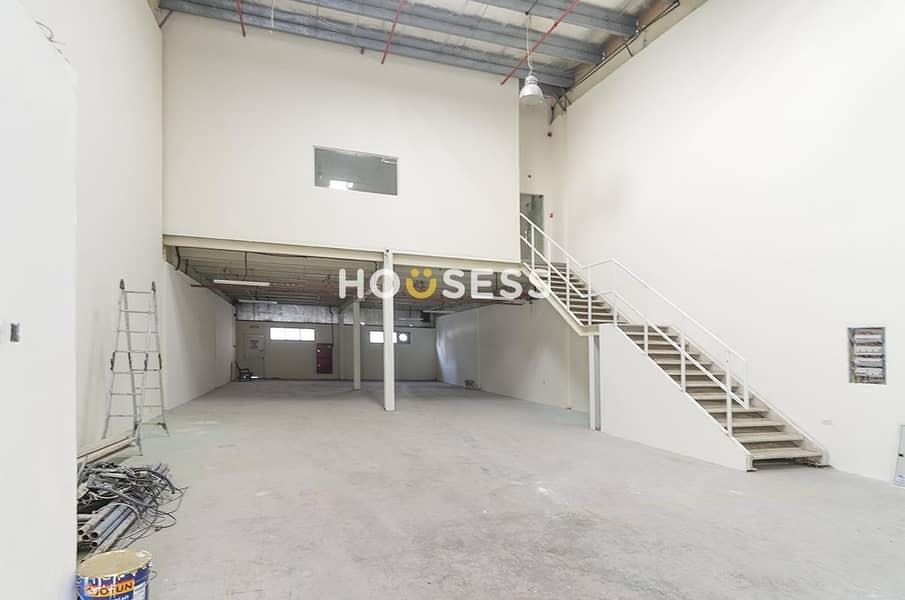 2 Specious Warehouse | Vacant | AL Qusais Industrial