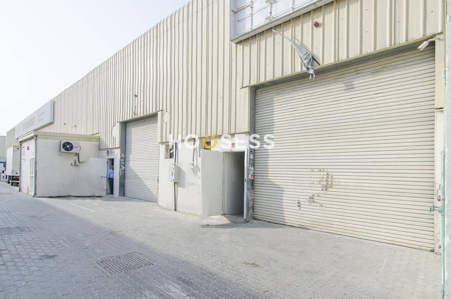10 Specious Warehouse | Vacant | AL Qusais Industrial