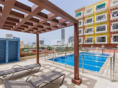 Studio for Rent in Jumeirah Village Circle (JVC), Dubai - FULLY FURNISHED STD | WITH BALCONY