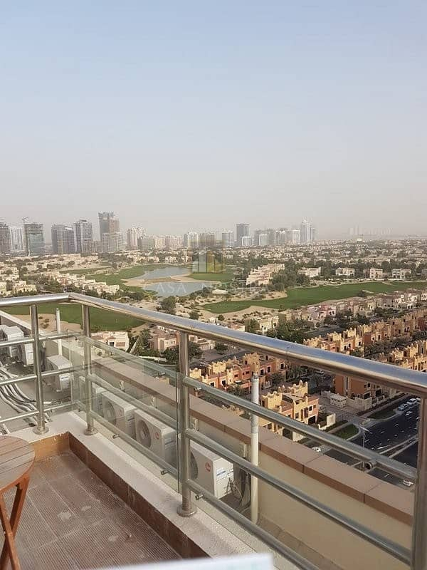2 Golf Course View Spacious 1BR with Balcony