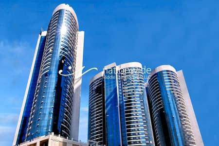 استوديو  للايجار في جزيرة الريم، أبوظبي - Spacious Studio Apartment For Up To 4 Cheques In Hydra Avenue C6