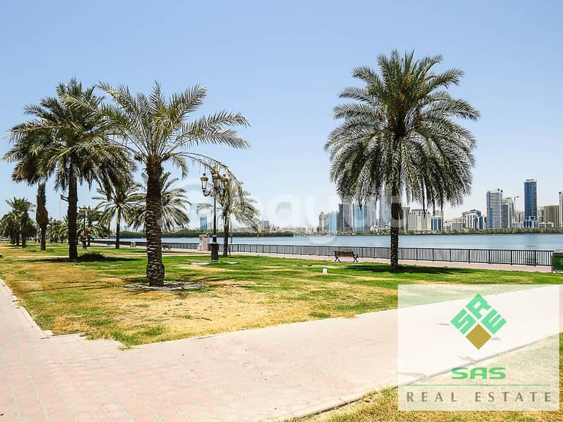 99 2 BHK with wonderful lake view . A/C .PARK.MAIN FREE/NO COMMISSION