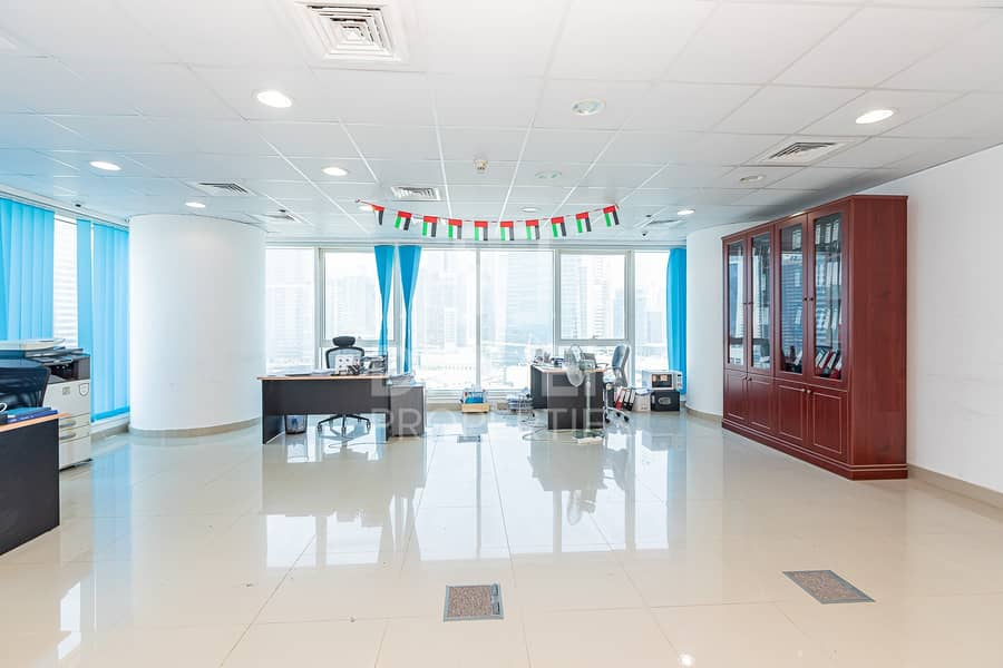 10 Fitted Office in Churchill Tower