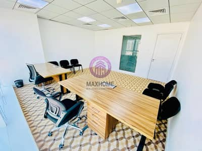 Office for Rent in Hamdan Street, Abu Dhabi - Admirable Office Space which meets your Standards