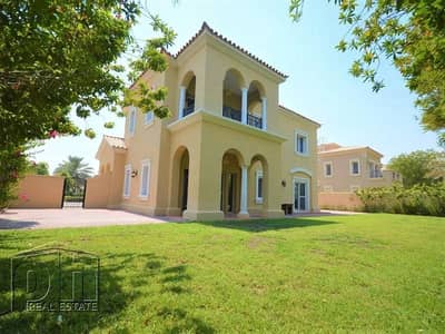 3 Bedroom Villa for Rent in Arabian Ranches, Dubai - Directly opposite the Pool - A2 - Vacant