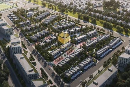 تاون هاوس 2 غرفة نوم للبيع في الجادة، الشارقة - Own your 2 BR Townhouse l New Downtown Of Sharjah l Easy Installment