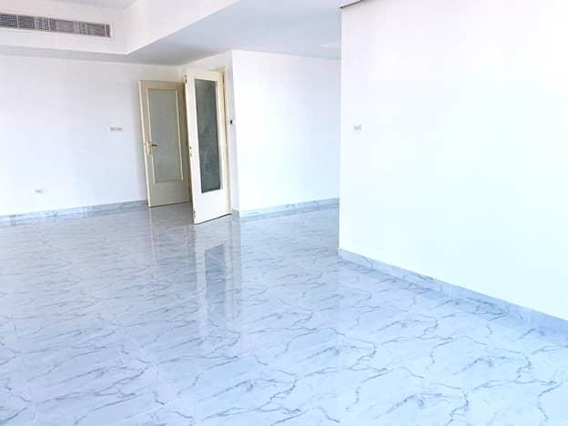 2 Massive Space  Flat | Close to Corniche Hospital