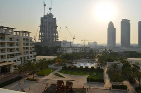 3 Bedroom Apartment for Rent in Jumeirah Heights, Dubai - Beautiful 3BR+Maids with massive balcony