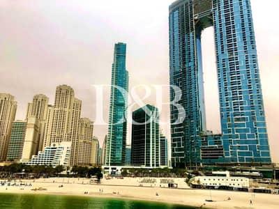 فلیٹ 3 غرف نوم للبيع في جميرا بيتش ريزيدنس، دبي - 360 Tour | Furnished and Serviced | Address Expert