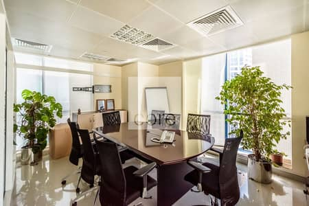 Fitted Office | Competitive Rate | High floor