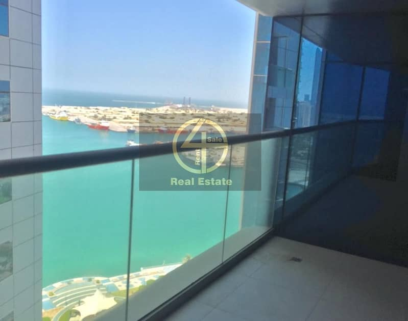 Water View - Awesome 2BR Apartment + Maid's