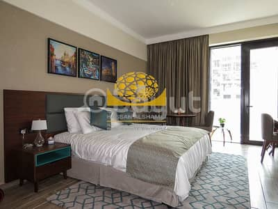 Studio for Rent in Jumeirah Village Circle (JVC), Dubai - Exclusive Listing / Burj Khalifa Skyline View