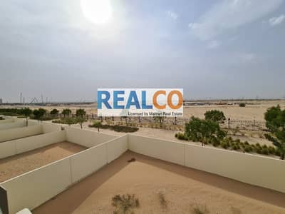4 Bedroom Townhouse for Sale in Reem, Dubai - Motivated Seller TYPE F huge plot never used 4bed